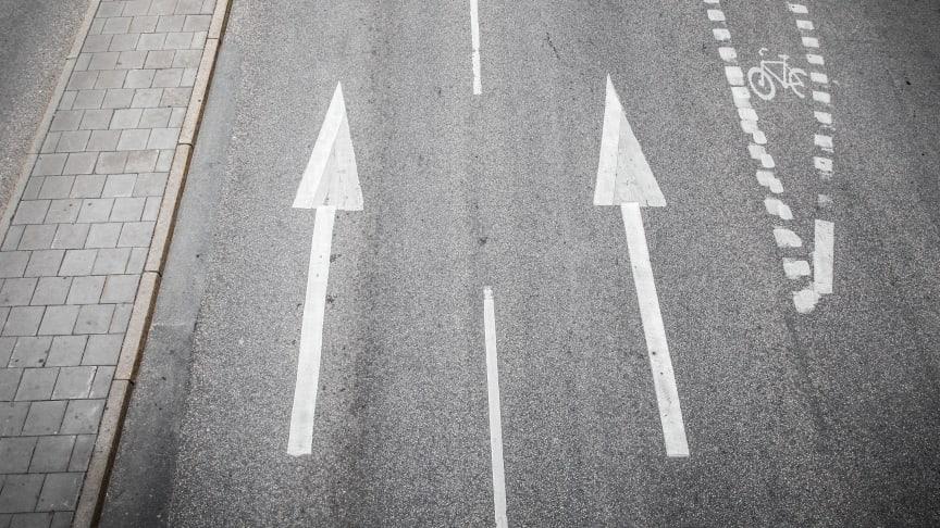 Transporterna på väg åt rätt håll – men vissa områden står stilla