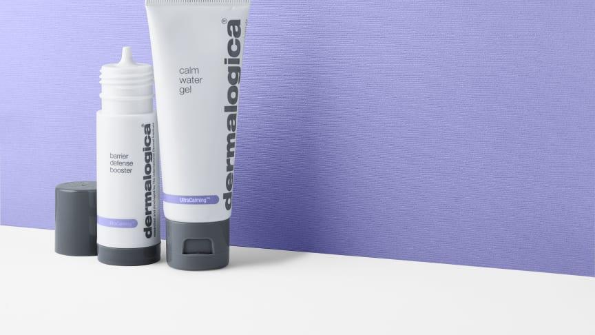 Barrier Defense Booster og Calm Water Gel - redningen for sensitiv hud!