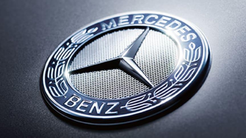 Rekord-år hos Mercedes-Benz