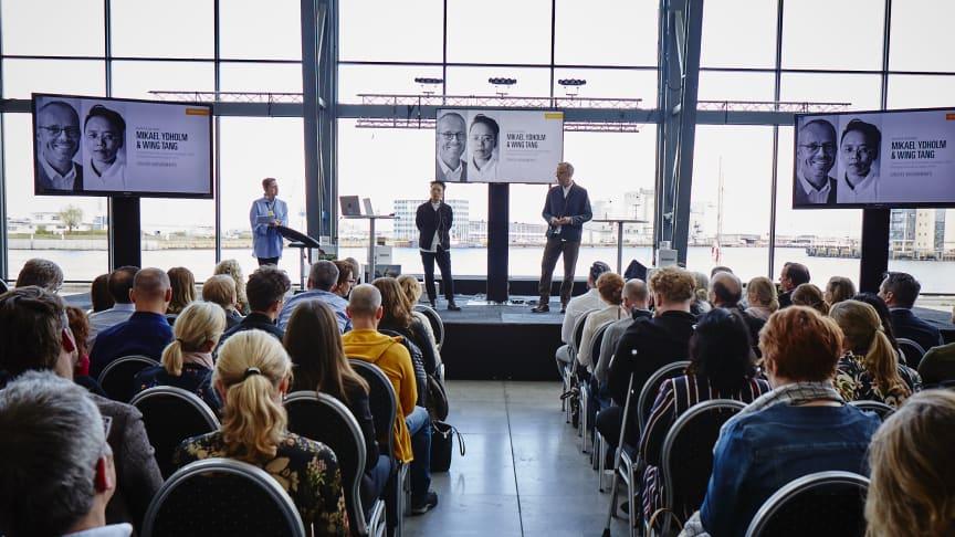 På Sigmas inspirationsdag berättade Mikael Ydholm, Communication & Innovation Strategist, och Wing Tang, Digital Innovation Leader, om IKEAs digitala resa.