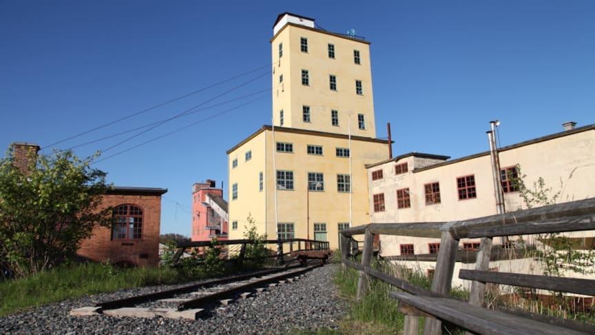 Gratis guidningar i Stripa gruva i sommar