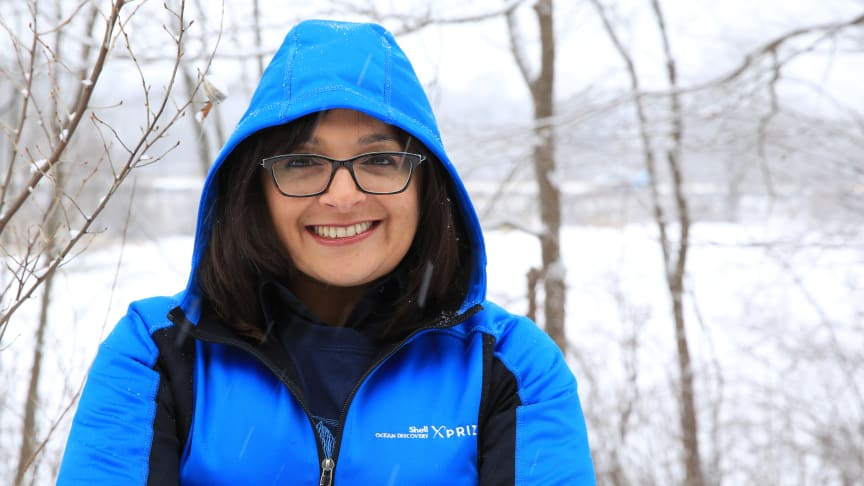 XPRIZE Senior Director Dr. Jyotika Virmani, Ph.D., will give a closing keynote at Catch The Next Wave. Credit: XPRIZE