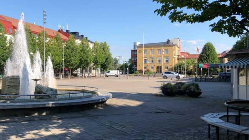 Fortsatt fokus på att skapa trygghet för Kumlaborna - välkommen till pressträff med Kumla kommun och Polisen