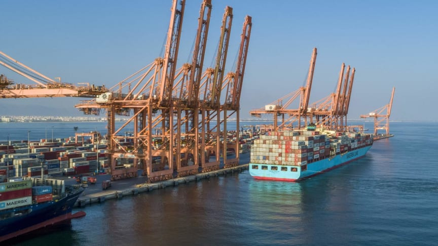 MoorMaster automated mooring can reduce annual carbon emissions from container vessels by tens of thousands of tonnes.