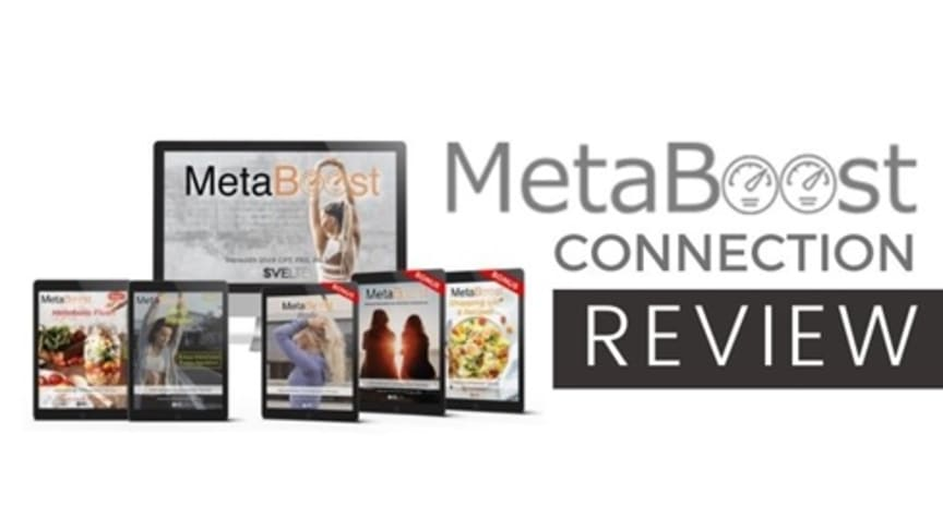 MetaBoost Connection Reviews - Meredith Shirk's MetaBoost Recipes and Fitness Program