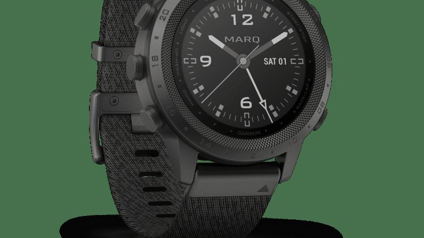 Garmin® toi markkinoille taktisilla toiminnoilla varustetun  MARQ Commander -älykellon