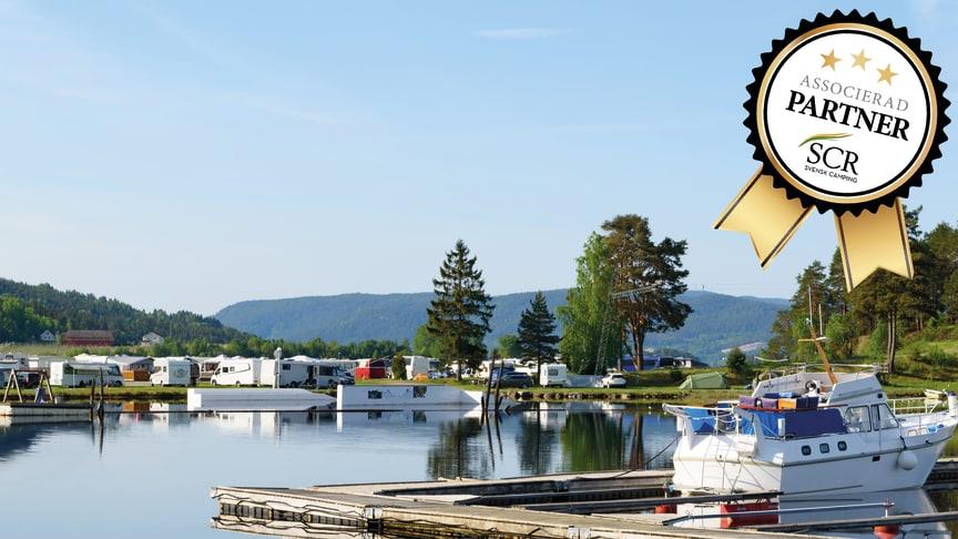 Procurator är associerad partner i SCR Svensk Camping