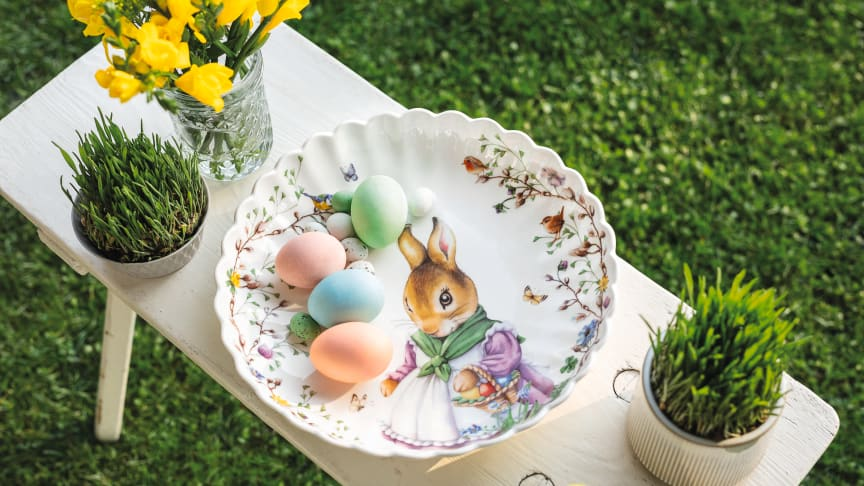 Collection printemps 2020 : la prochaine fête de Pâques sera vraiment colorée et joyeuse