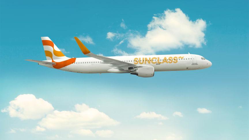 Sunclass Airlines flyver over 8000 gæster for Spies i efterårsferien.