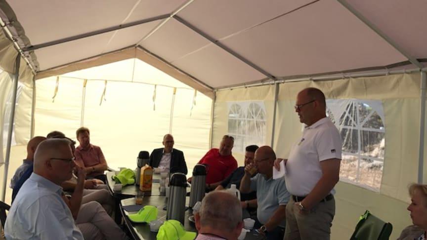 ME i Almedalen 2018: Systematiskt samarbete ska stoppa dieselstölder
