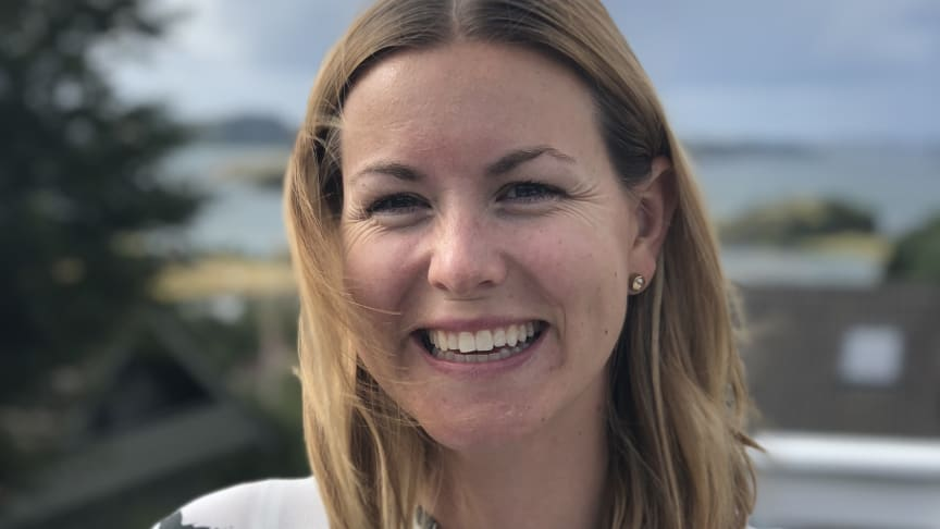 Christine Bjåstad (37) er ansatt som Senior HR Business Partner i Hedin Automotive