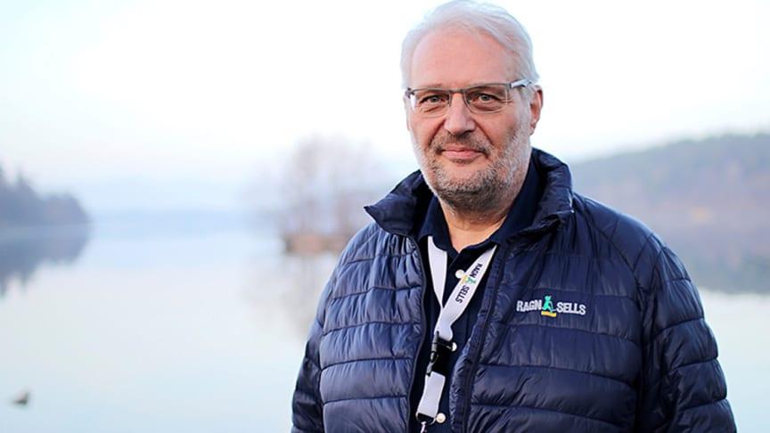 Med sina 45 år inom företaget är Anders Eklund den som arbetat längst på Ragn-Sells.