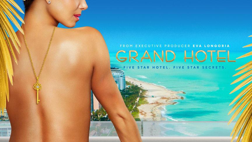 GRAND HOTEL - Den 13. august blænder C More op for den nye stort anlagte dramaserie. Foto: ©2019 ABC Studios. / C More