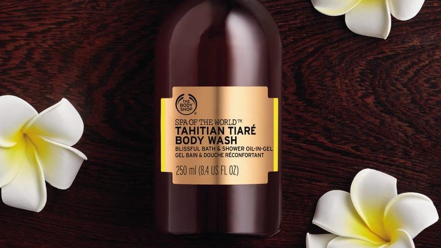 Tahitian Tiare Body Wash 250ml_env