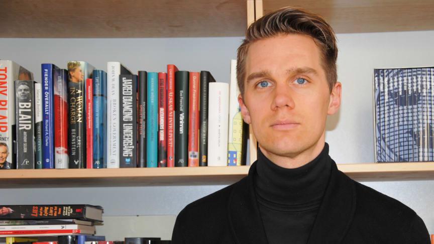 Jonlund (FP): Stök på biblioteken får inte relativiseras