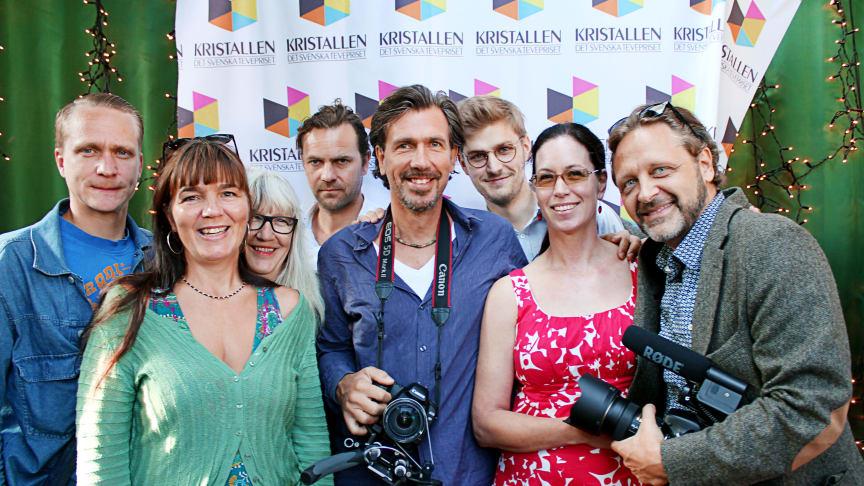 Kristallen 2012 - UR:s nominerade program