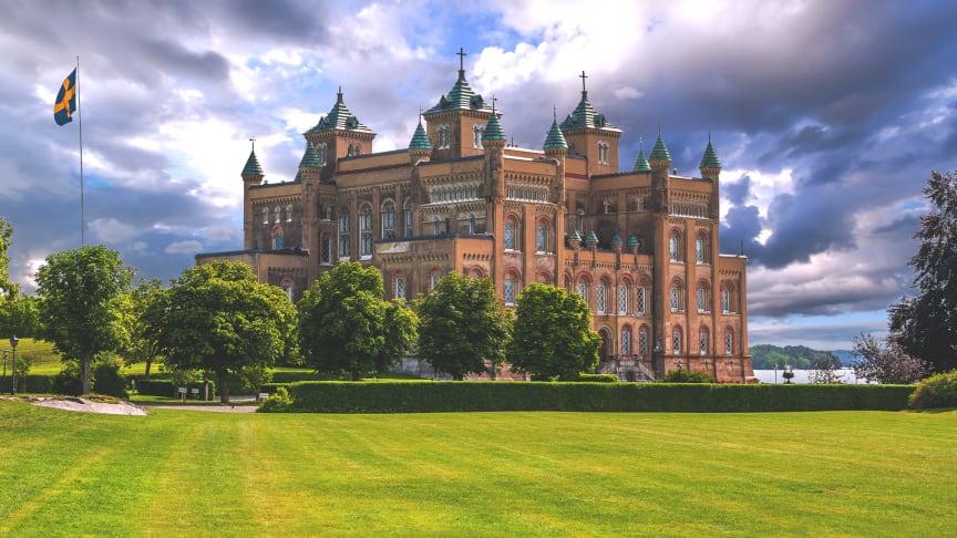 Stora Sundby slott, foto: Shutterstock