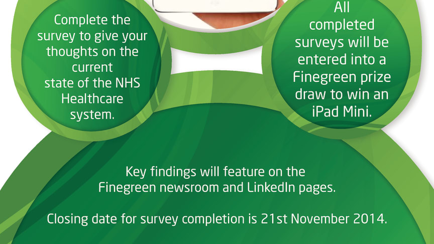 One week till FTN Conference & Healthcare Survey now live!