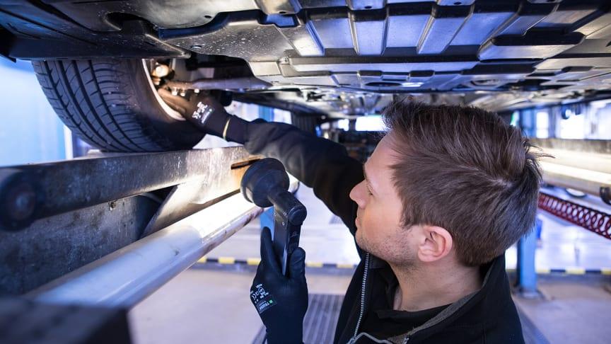 Besikta Bilprovning utökar sin närvaro i Göteborg