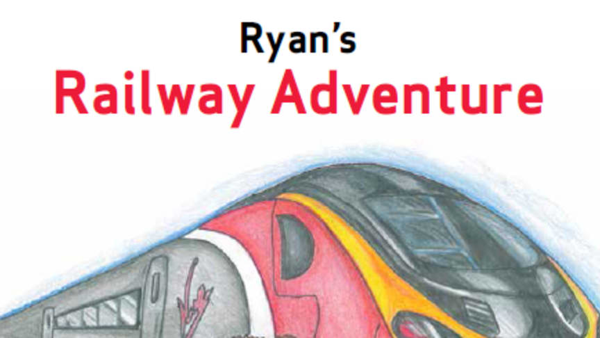 Railway Safety Book a Big Hit with the Kids