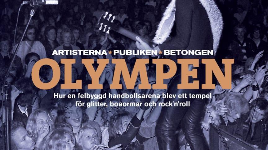 """Jäger&Jansson Galleri presenterar """"Olympen-eran"""". Foton, Affischer och annat spännade material"""