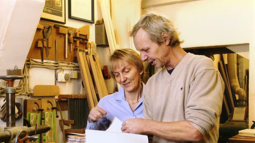 Die Grundfähigkeitsversicherung SI WorkLife Komfort bietet Handwerkern eine weitere Möglichkeit zum Einkommensschutz. Foto: SIGNAL IDUNA