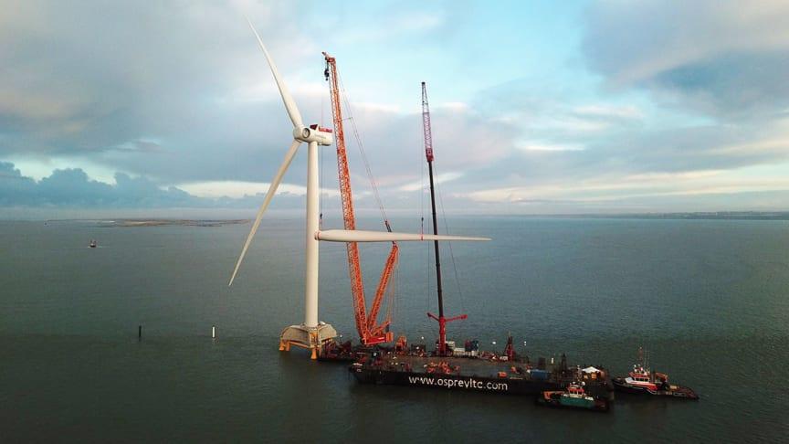 I/S Nissum Bredning Vind får elproduktionstilladelse til 4 havvindmøller