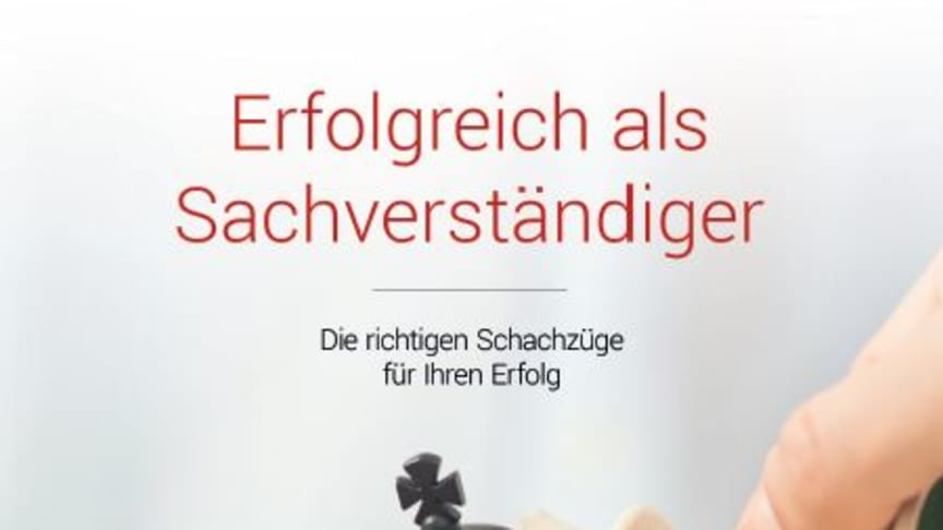"""DGSV: """"Erfolgreich als Sachverständiger"""" – Das eBook"""