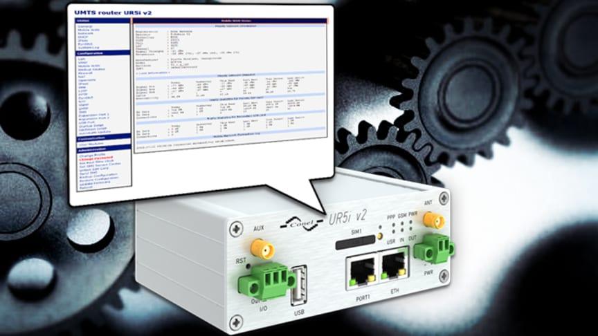 M2M-routrar utökas med nya funktioner