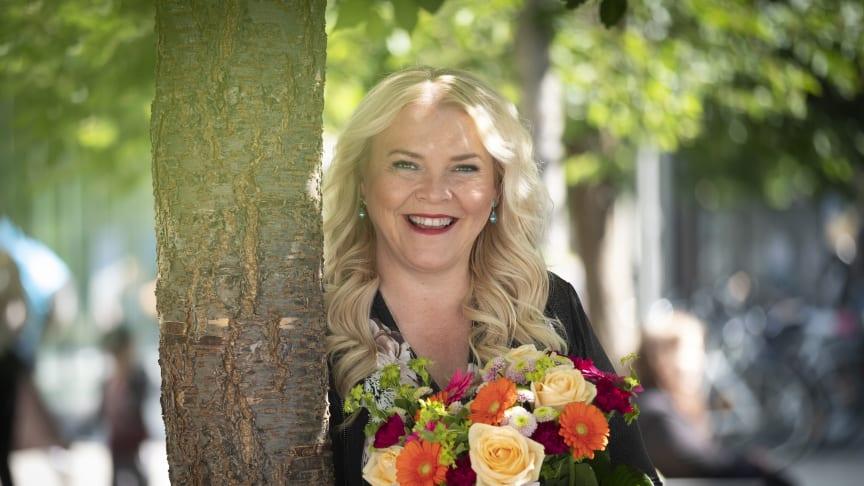 Maria Fors, VD, Västerås Citysamverkan