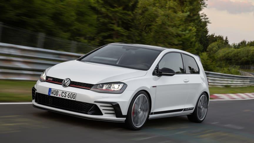 Volkswagen viser ny Golf GTI Clubsport