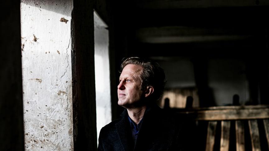 Mats Larsson Gothe har komponerat operan Löftet (Foto: Mats Bäcker)