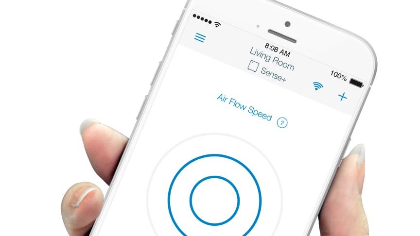 Blueair 'Friend' Air Monitoring App shortlisted for clean technologies award