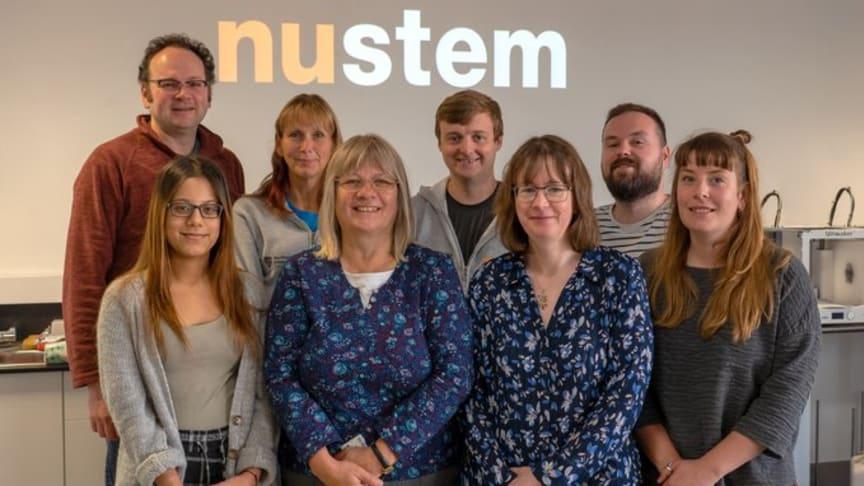 The NUSTEM team from Northumbria University