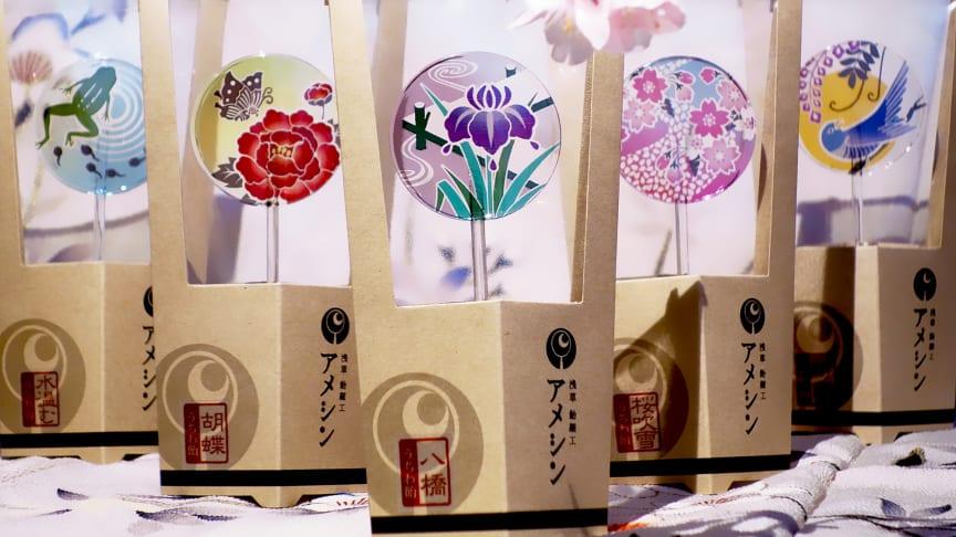 Ameshin Candy Art