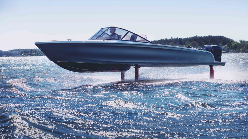 Test drive the world's fastest electric boat in Lugano