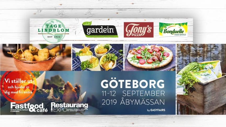 Fastfood & Café Åbymässan Göteborg