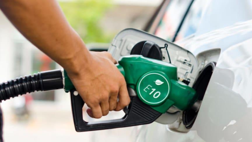 Biobrændstoffer udgør 90 % af den vedvarende energi i transporten
