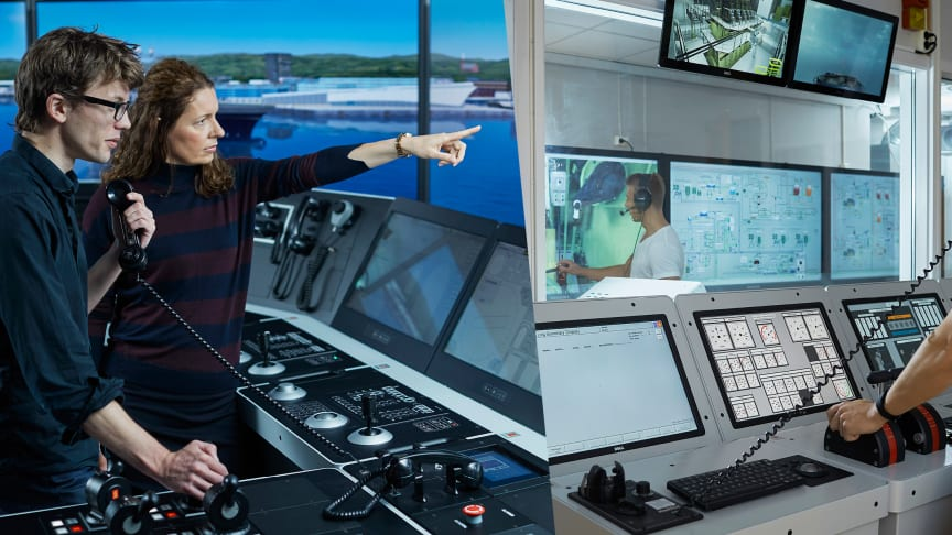 Aaland University of Applied Sciences has signed up for an extensive upgrade to all Kongsberg Digital simulators on its premises