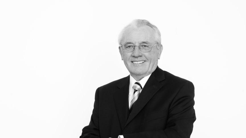 Günter Völker, ehemaliger Vorsitzende der Vorstände und Aufsichtsräte der Barmenia Versicherungen ist mit 84 Jahren verstorben
