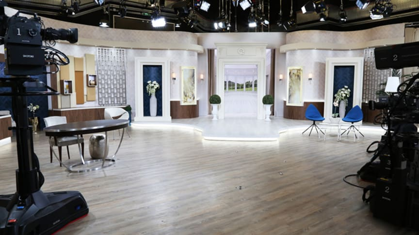 Pour son arrivée sur le marché français, la chaîne QVC choisit FRANSAT