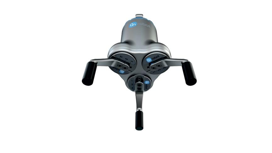 Gripdon för robot