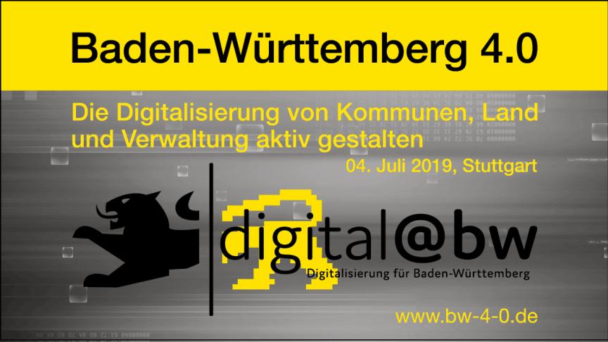 procilon auf dem Kongress Baden-Württemberg 4.0 in Stuttgart