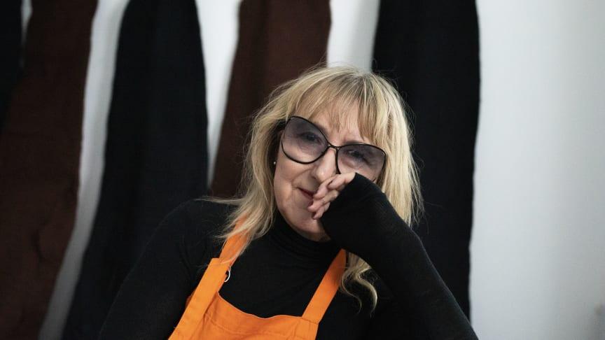 Inghild Karlsen. Foto: Susanne Hætta.