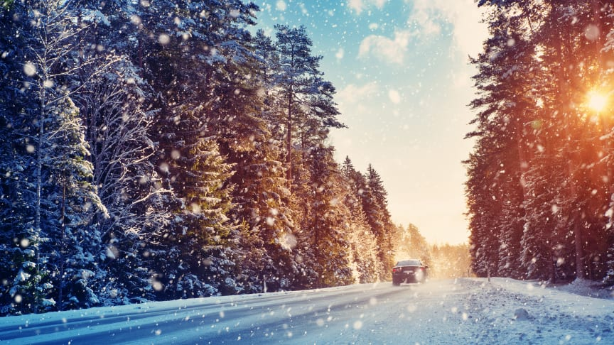 Många svenskar missar att byta till vinterdäck i tid