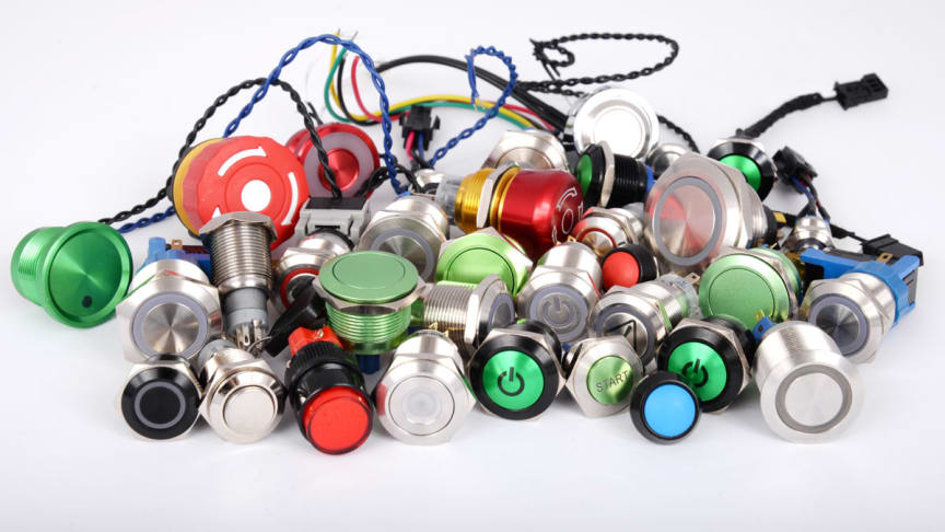 Vi har ett brett sortiment av vandalsäkra brytare och indikeringslampor som är gjorda för att prestera i utsatta miljöer.