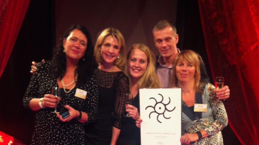 För femte året i rad: Clarion Hotel korat till Sveriges bästa hotellkedja