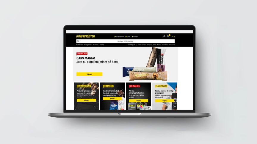 HSNG renodlar onlineverksamheten och satsar nordiskt