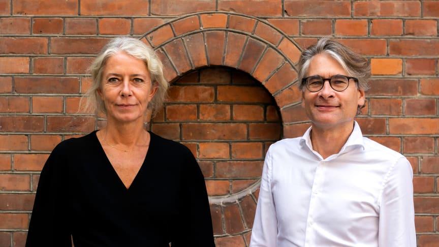 Mette Neimann og John Strandfelt