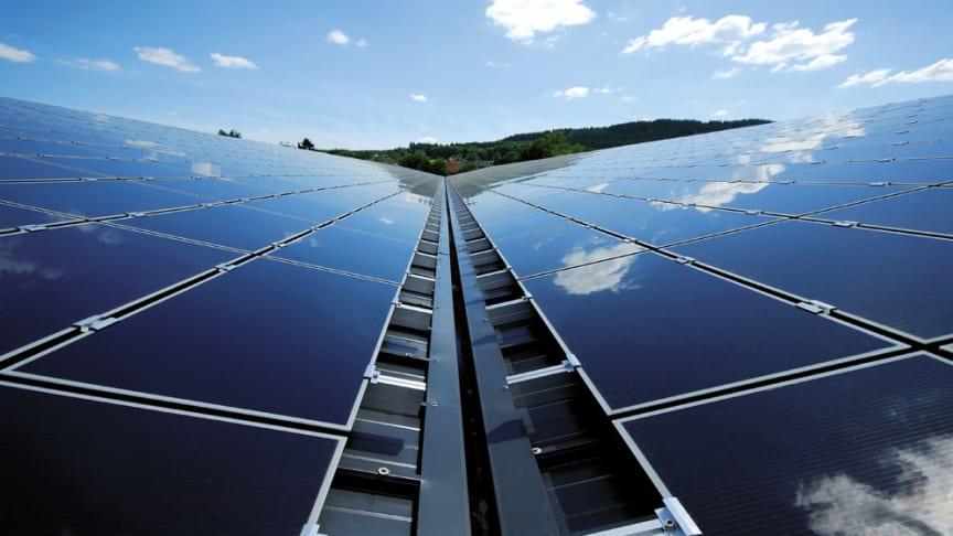Hos Conrad kan företagskunder köpa fotovoltaiska kablar av premiumkvalitet till solcellsanläggningar från Lapp. Foto: Lapp
